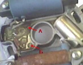 Ремонт магнето мб 1